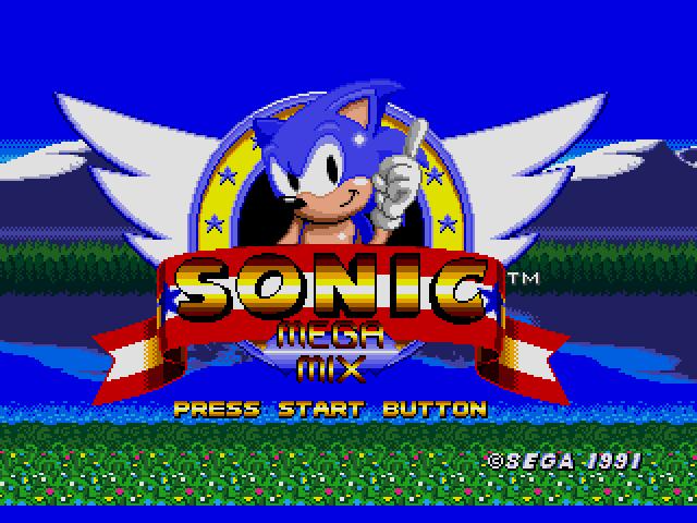 Sonic The Hedgehog Usa Europe Hack By Team Megamix V3